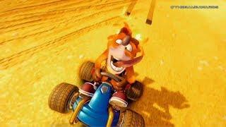 CRASH TEAM RACING Trailer (The Game Awards 2018)