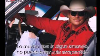 Wanted - Alan Jackson (Subt. al Español)