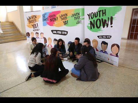 Juventudes Ya: Campamento de Liderazgo Juvenil