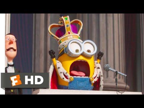 Minions - King Bob Scene | Fandango Family