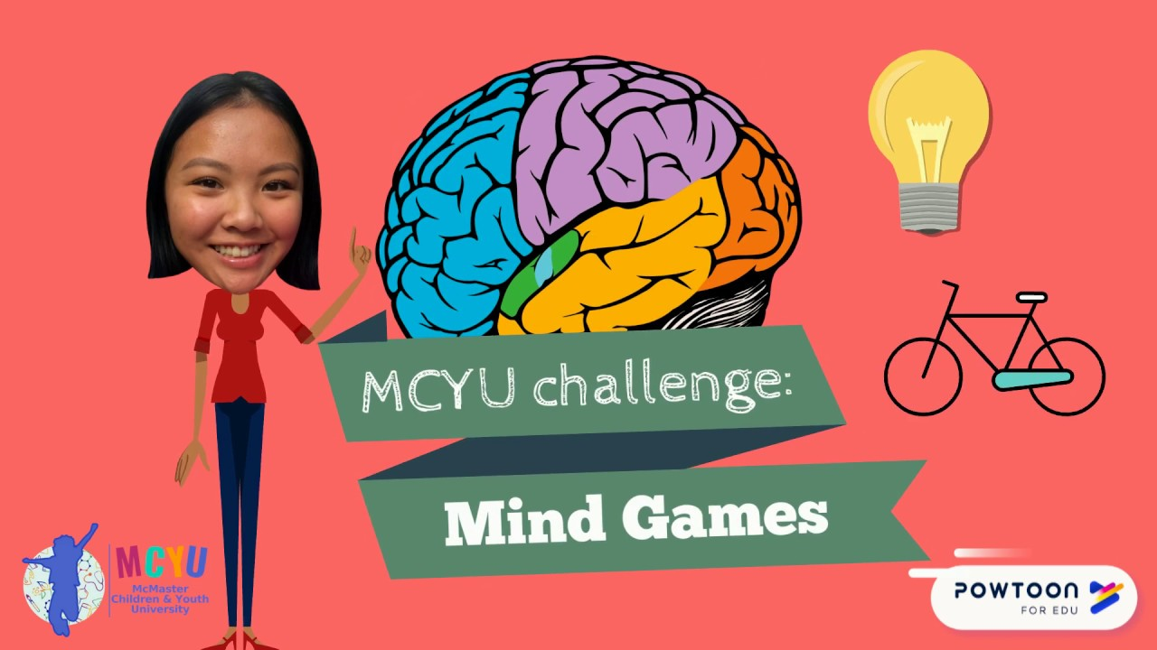 MCYU STEAM Challenge: Mind Games
