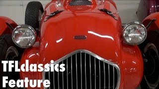 A Rare Visit To Clive Cussler's Classic Car Collection