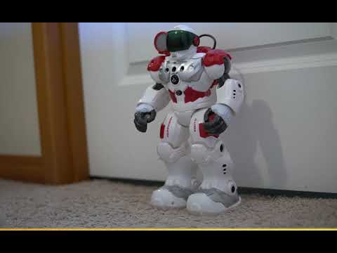 Youtube Video for Guardian Bot - Hi-Tech Robot