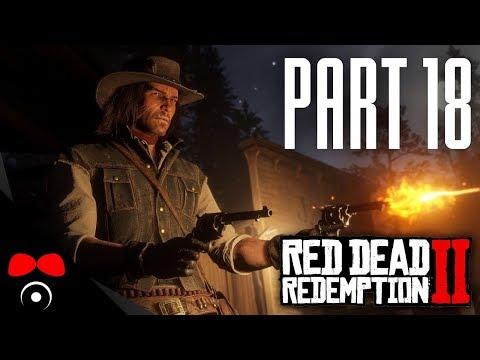 ODSTŘEL STARÉ FUCHTLE! | Red Dead Redemption 2 #18