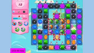 Candy Crush Saga Level 4217 NO BOOSTERS Cookie