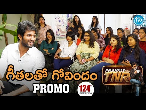 Actor Vijay Devarakonda Exclusive Interview – Promo