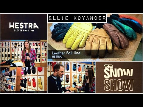 Hestra Gloves Fall Line Glove Review SIA 2016