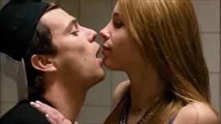 Kiki van Deursen Tongue Kissing (Van God Los S1E1)