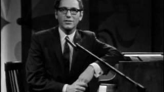 Tom Lehrer - Wernher von Braun - with intro