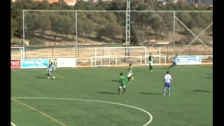 preview picture of video 'F.C. Villanueva del Pardillo - Alcobendas-Levitt C.F., 2-0. (8-2-2015)'