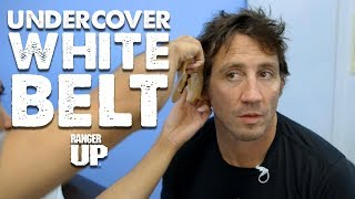 The Undercover White Belt