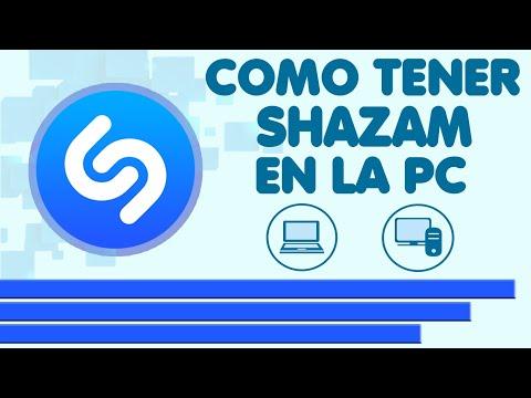 Como descargar SHAZAM para PC | Método 2019 | Alternativa 100% funcional para Windows 7, 8, 8.1, 10