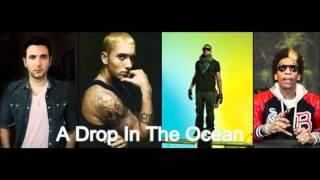 A Drop In The Ocean-Eminem Ft. Kanye West, Wiz Khalifa, Ron Pope