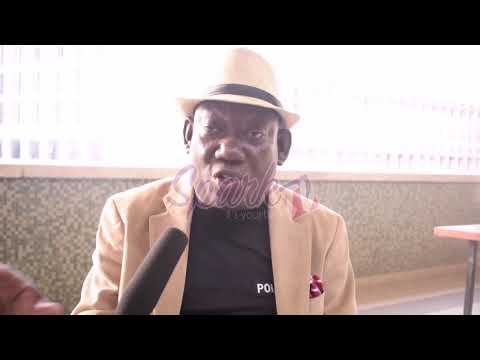 Kato Lubwama back to music business, looking for artists to join his band