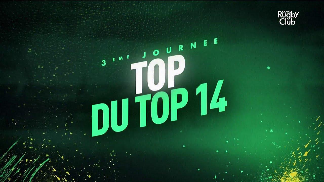 Le Top du Top 14 - 19/09