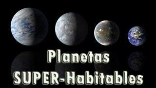 Los 5 Planetas con Posible VIDA que Más se Parecen a la Tierra