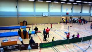 preview picture of video '02.02.2013 - Hallen-Leichtathletik Niederzier'