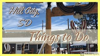 Things to Do | Hill City | South Dakota