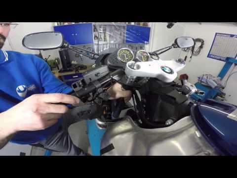 Superbike Lenker Umbau für BMW R1100S