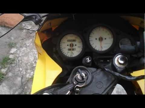 Teste de motor green sport 150