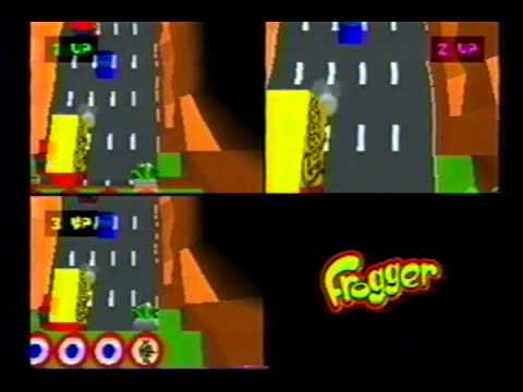 Playstation Frogger Multiplayer 7