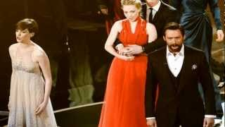 Les Miserables I Dreamed A Dream Live Performance HD Anne Hathaway Hugh Jackman Russell Crowe