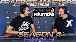 Лучшие моменты CS GO Fragbite Masters Season 4 Finals