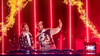 Nicky Romero b2b Afrojack - Live @ AMF Presents Top 100 DJs Awards 2020