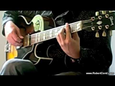 Uwe Pfennings - Happy Birthday Chord Melody - Jazz Guitar