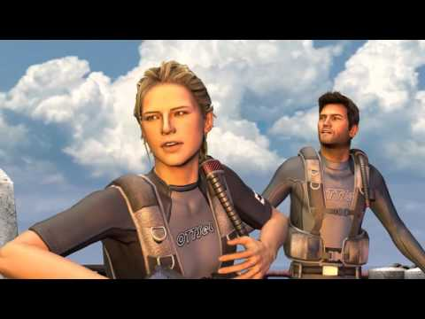 15 Minutes With The Remastered Uncharted: Drake's Fortune