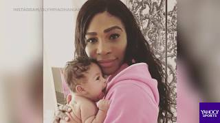 New mother Serena Williams now has the 'toughest job' ever