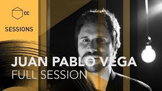 Juan Pablo Vega En Vivo Full Session | CC SESSIONS