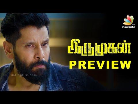 Iru-Mugan-Preview-Chiyaan-Vikram-Nayanthara-Nithya-Menen-Story-from-Trailer