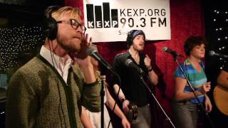 Seattle Rock Orchestra - Neighborhood #1 Tunnels (Live on KEXP)