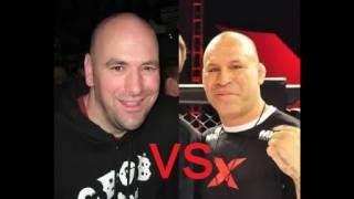 Dana White Threaten Wanderlei Silva To Keep Him Quite That UFC Is Fixed!