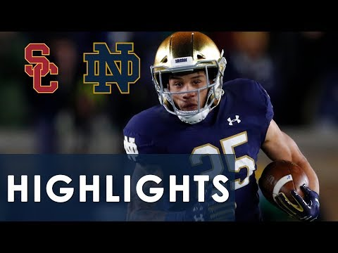 USC vs. Notre Dame | EXTENDED HIGHLIGHTS | 10/13/19 | NBC Sports