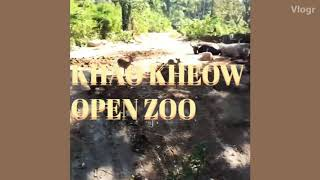 preview picture of video 'VLOG EP.1 KHAO KHEOW OPEN ZOO '