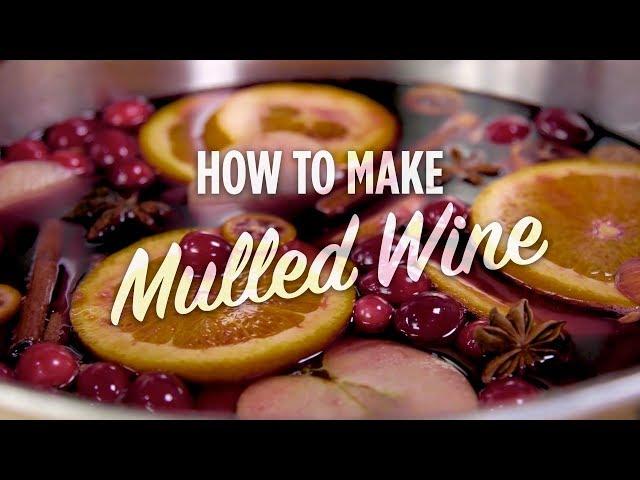 英语中mulled wine的视频发音