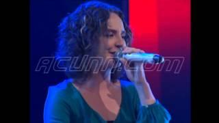 """O Ses Türkiye - Esra Yaman - Sezen Aksu """"Ah İstanbul"""" - 2011"""