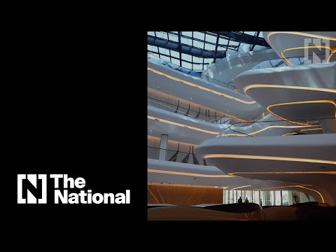 Pogledajte hotel Opus u Dubaiju po projektu Zahe Hadid