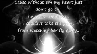 chris brown - fallen angel - with lyrics (illuminati)