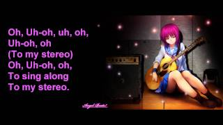 Stereo Heart (Female Version) - Lyrics