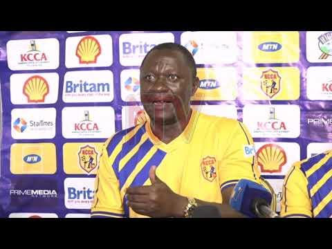 Mike Mutebi agamba team ya KCCA nnywevu