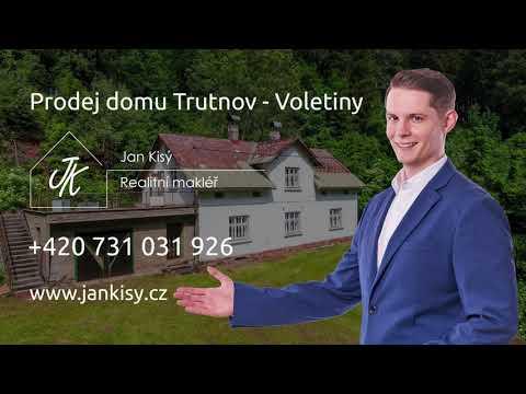 Prodej rodinného domu 145 m2 K Vébrovce, Trutnov Voletiny