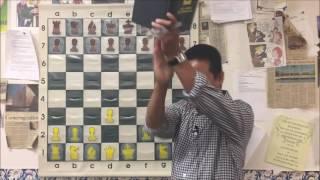 NM Ruben vs. Child Prodigy - Amazing, Unconventional, Attacking Game!