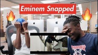 Eminem   Lucky You Ft. Joyner Lucas [Official Video Reaction] !!!