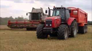 Larrington Chaser Trailer   Grain