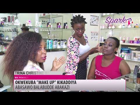 """Abasawo balabudde ku beekuba """"make up"""""""