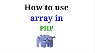 how to use array in php || priyog educational || in hindi