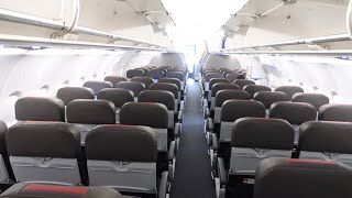 My Flight Experience From Orlando To LAX - Empty Airports & Having Almost Entire Airplane To Myself